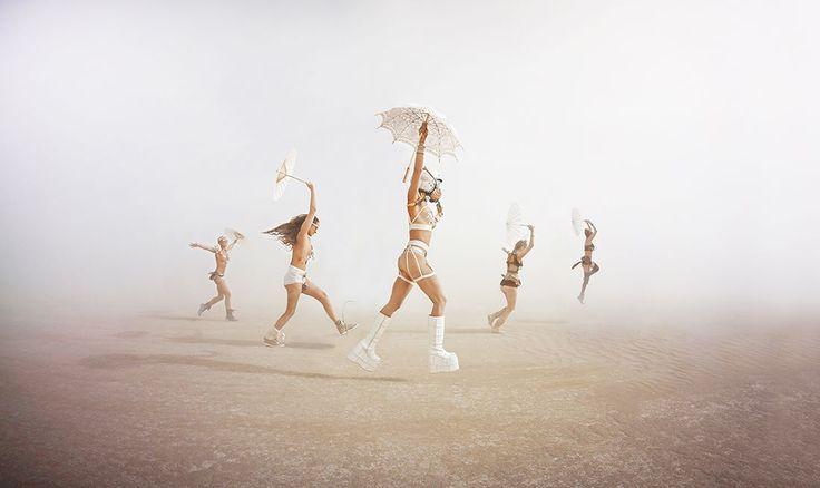 Ces Photos animées de Burning Man sont incroyablement surréalistes (8)