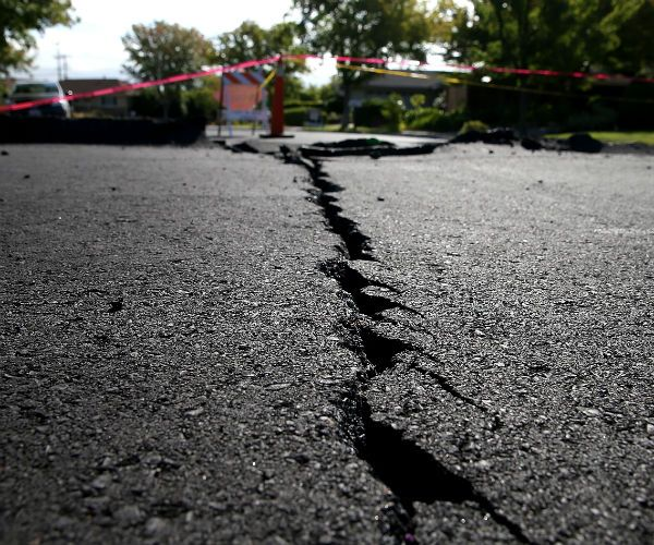 An earthquake has rattled a swath of the Great Plains from Nebraska to North Texas. The United States Geological Survey said that a 5.6 magnitude earthquake happened at 7:02 a.m. Saturday in north-central Oklahoma. It also tweeted that aftershocks may occur. Saturday's quake was centered about 9 miles northwest of Pawnee, Oklahoma. Earlier this week, the same spot, which is about 70 miles northeast of Oklahoma City, saw a magnitude 3.2 temblor.