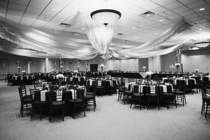 Grand Ballroom at Brookshire in Columbus, Ohio #brookshireweddings