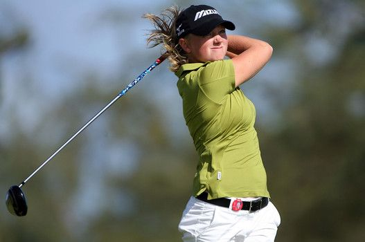 Hot photos of LPGA golf star Stacy Lewis in 2014