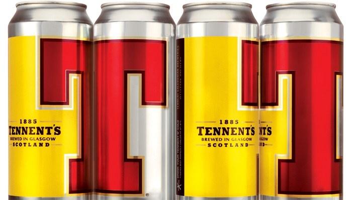 Tennent's, scottish beer brand