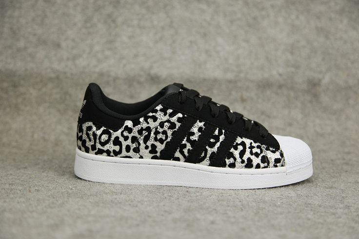 adidas superstar leopard