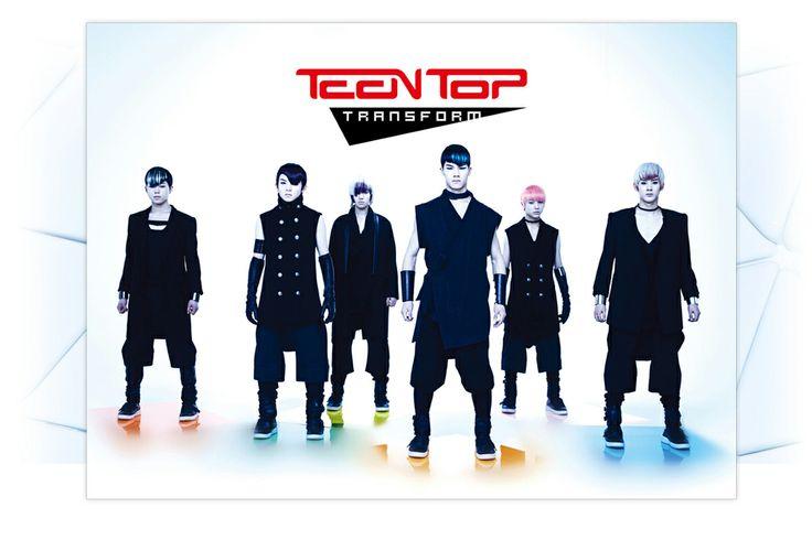 "Free Kpop Wallpaper. Download Kpop Wallpaper Teen Top ""Transform"" HD Wallpaper Here. There are #Album, #TeenTop, #Transform Wallpaper collections."