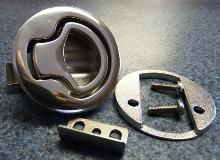 Marine Hardware Latches Piano Hinges Face Hinges For