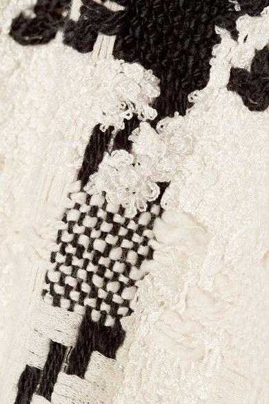 Alexander McQueen | Houndstooth tweed mini dress | NET-A-PORTER.COM