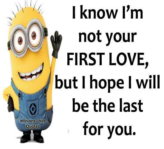 cute minions love quotes - photo #5