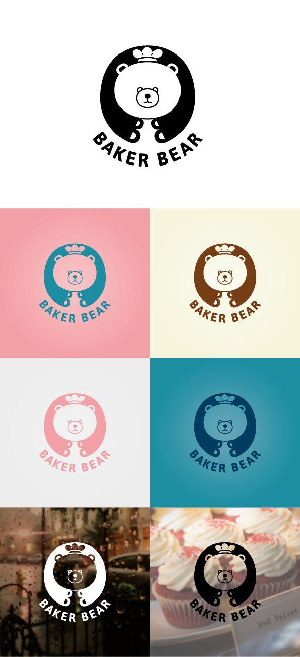 baker bear logo