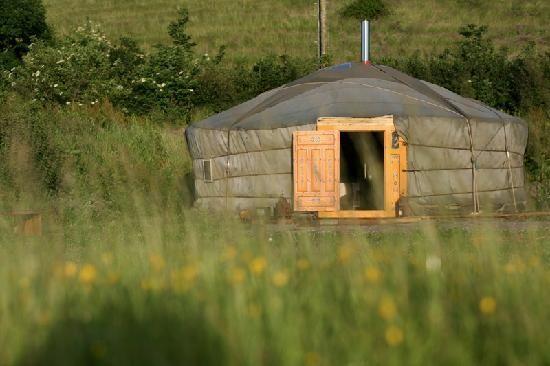 Blackdown Yurts - Yurt Holidays in Devon