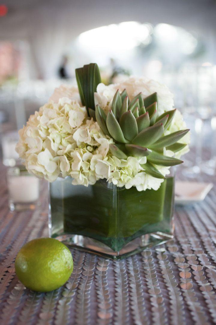 Beautiful Sonoma Wedding at Viansa Winery from Catherine Hall - wedding centerpiece