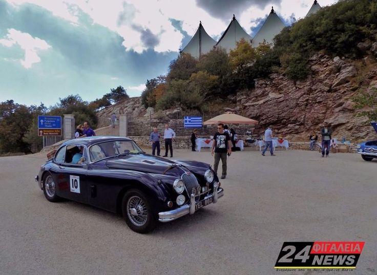 Tour du Peloponnese 2017 - Ναός Επικουρίου Απόλλωνα