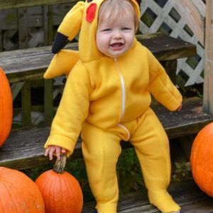 Image result for pikachu costume toddler