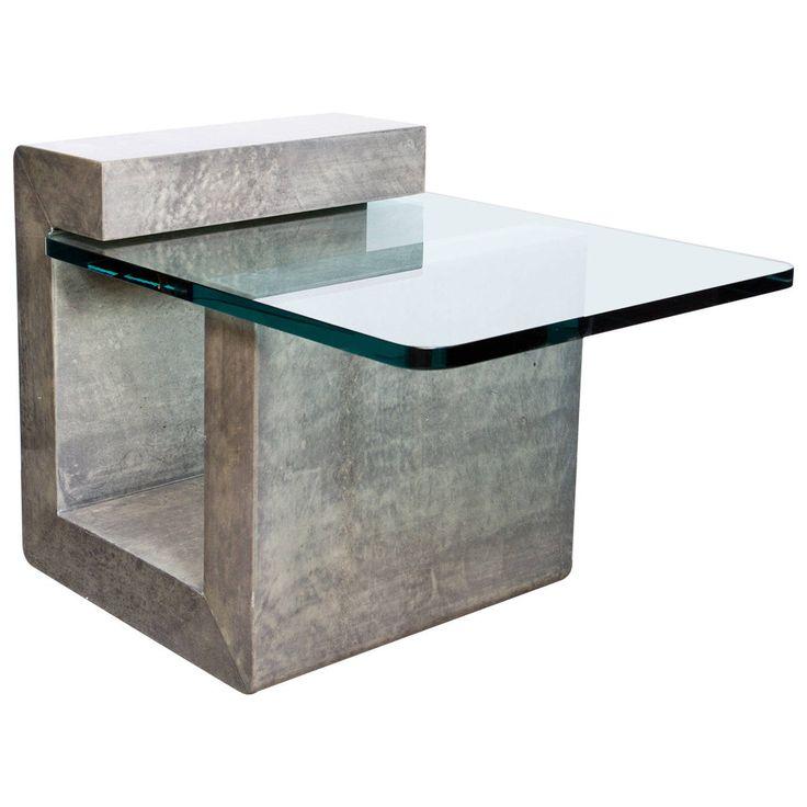 Best 25+ Modern side table ideas on Pinterest   Mid ...