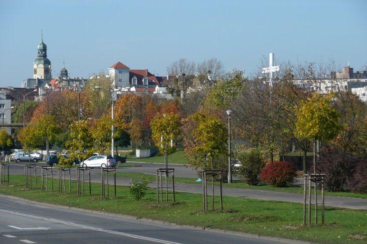 #park #janapawła2 #wilda #poznań