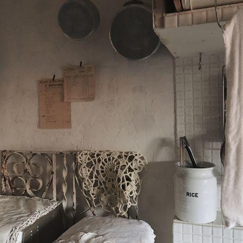 タイル壁をパテで埋める 画像あり タイル 壁 キッチン Diy