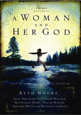 Bargain e-Book: A Woman and Her God {by Beth Moore} ~ 99 cents! #kindle #books