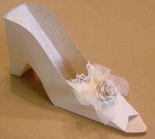Tutorial para hacer zapatos de papel, 1 plantilla. Juguetes de papel. | Ideas y material gratis para fiestas y celebraciones Oh My Fiesta!
