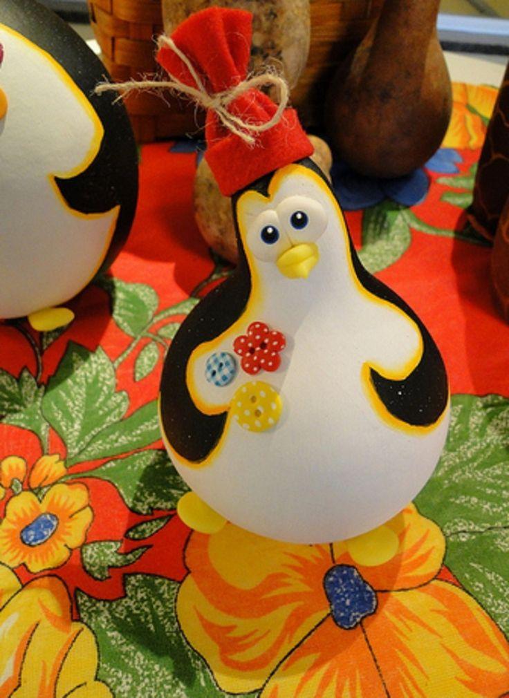Pinguim de Cabaça                                                                                                                                                                                 Mais