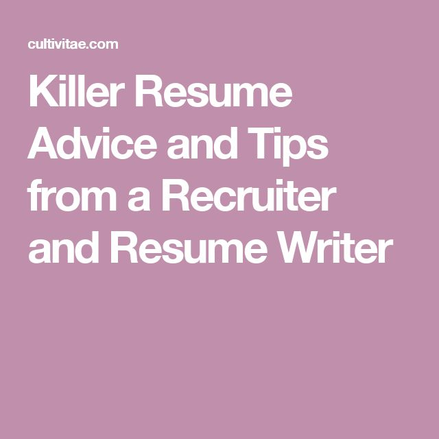 The 25+ best Resume writer ideas on Pinterest How to make resume - resume and cover letter writers