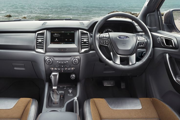 Ford Ranger Wildtrak Officially Introduced In Thailand