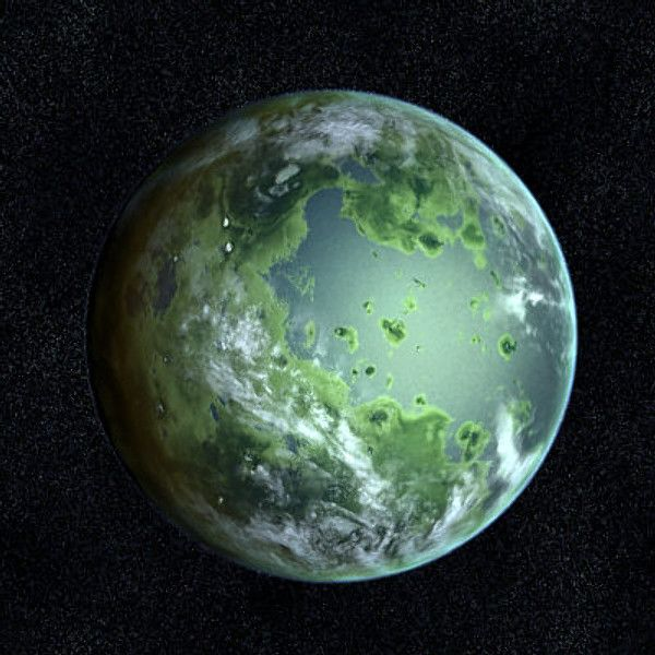 ☆ The Top 5 Potentially Habitable Alien Planets