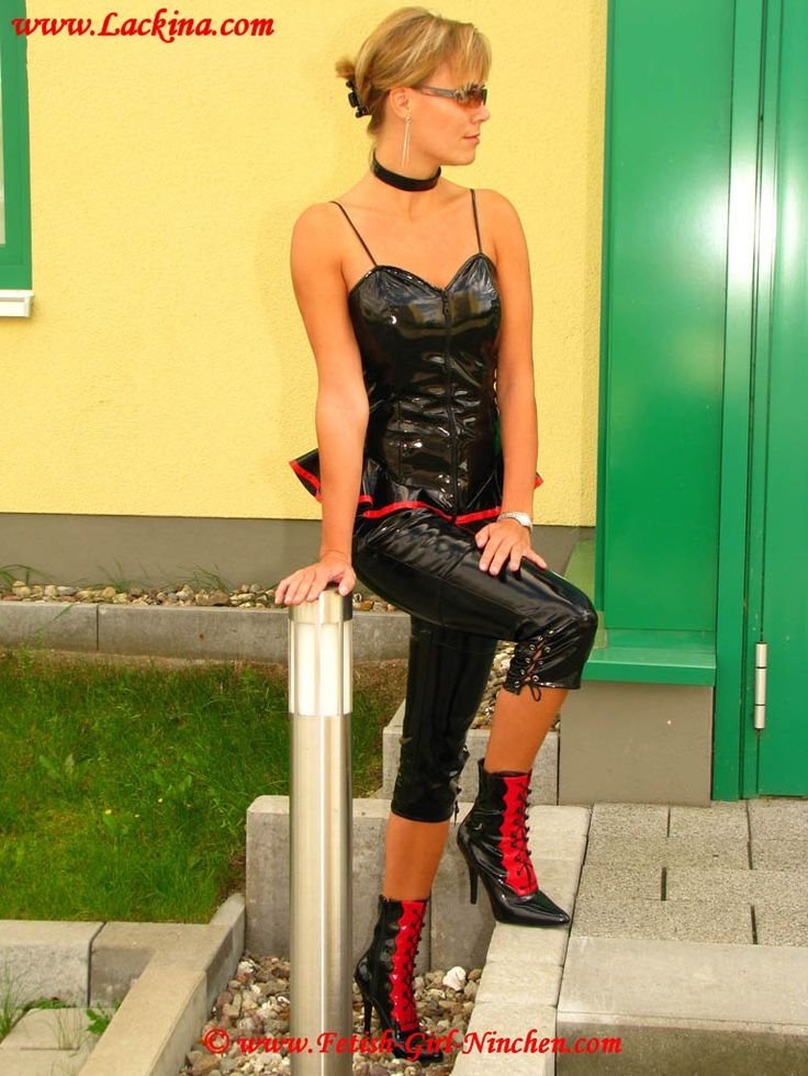 Pin By Shiny Fetish Project On Fetish Girl Ninchen