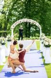 Chateau Mcely wedding ceremony