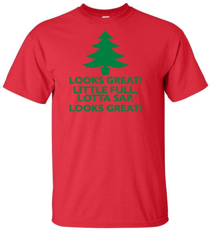 Looks Great! Little Full, Lotta Sap Christmas T Shirt - Christmas Vacation Tree T Shirt - Adult Unisex Gildan Chevy Chase John Hughes Movie by IsawThatOnPinterest on Etsy #looksgreatlittlefulllottasaplooksgreat #christmasvacationtshirt #christmasvacation #movie #movietshirt #christmastree #griswoldfamilytree #griswoldfamilychristmas #christmastreetshirt #funnytshirt #isawthatonpinterest #chevychase #johnhughes #1989 #christmasclassic #clarkwgriswoldjr #rusty #audrey #ellen #comedy…
