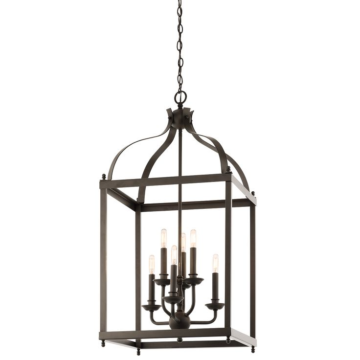Larkin 6 light foyer pendant oz