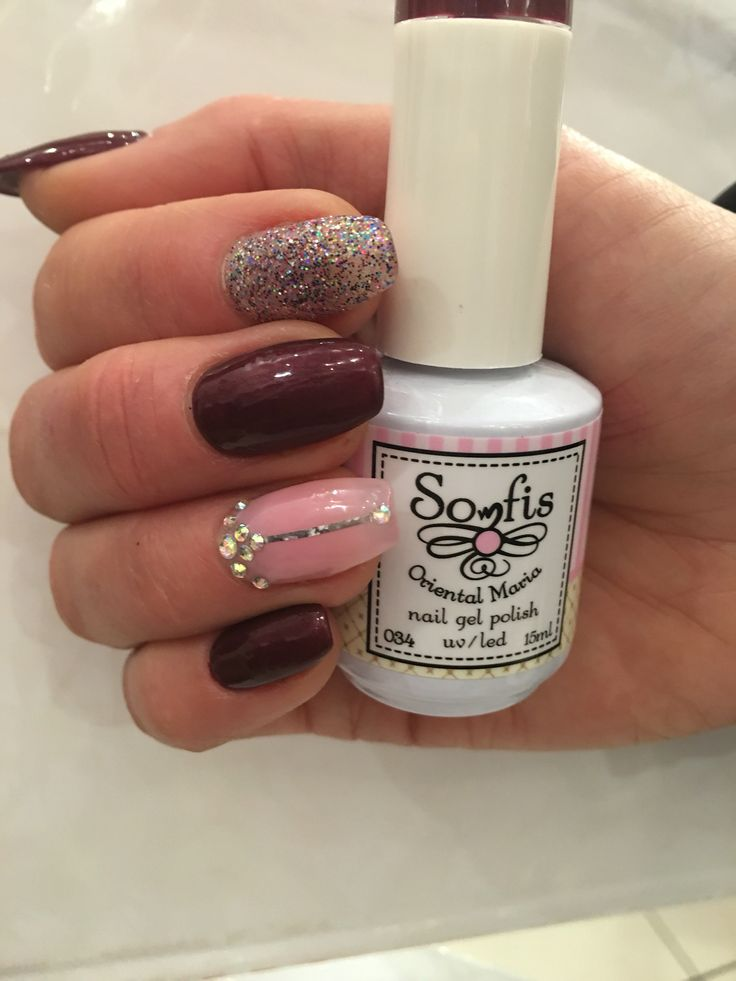 """Amazing colors by #somfis#34""""Oriental Maria"""" # nails , nailart!!!"""