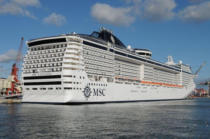 Fantasia Information | MSC Cruises | Cruisemates