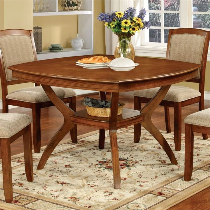 17 Best Ideas About Square Dining Tables On Pinterest Dinning Table Contem