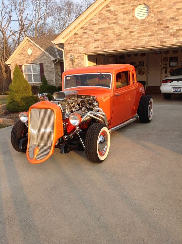1933 plymouth coupe for sale by owner
