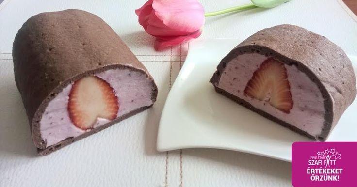 Epres totus paleo alagút sütemény (gluténmentes, tejmentes, cukormentes, szénhidrátszegény)