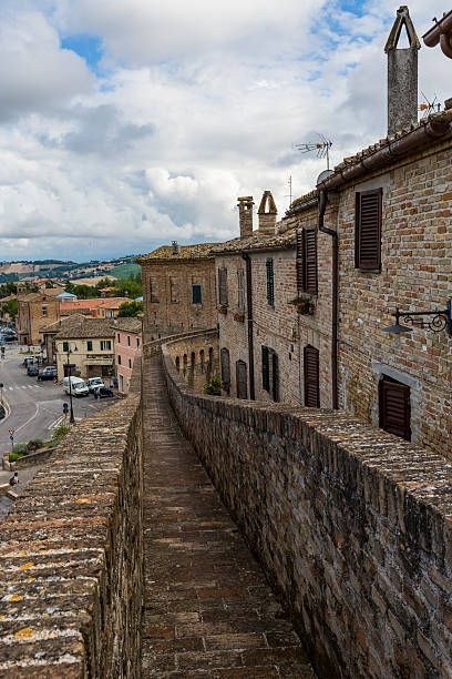 Corinaldo Marche Italy
