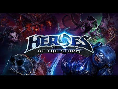 Heroes of the Storm - Gammeplay ITA ( IL SAPORE DELLA VITTORIA )