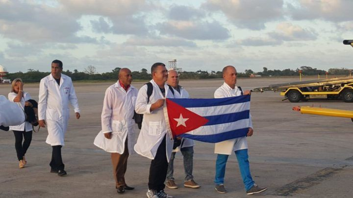 Cuban Health Professionals To Arrive In Barbados Today Https