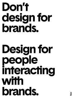 12 | Posters Of No-Frills Design Advice, Made In Just 5 Minutes | Co.Design | business   innovation   design. If you're a user experience professional, listen to The UX Blog Podcast on iTunes.