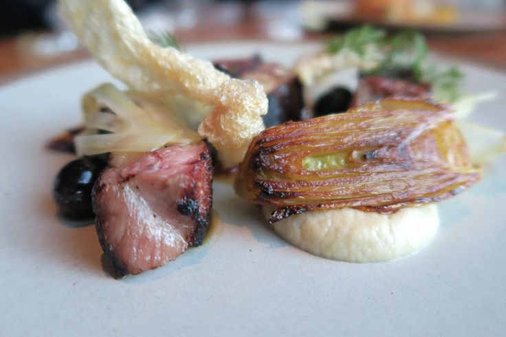 Braised pork belly | Aubergine: a gastronomic fine dining must do in Canberra
