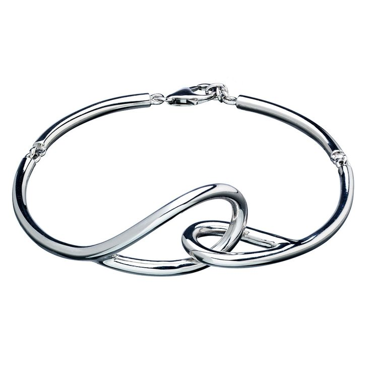 Mira Armbånd, Sterling Silver - - Carolina Gynning - RoyalDesign.no