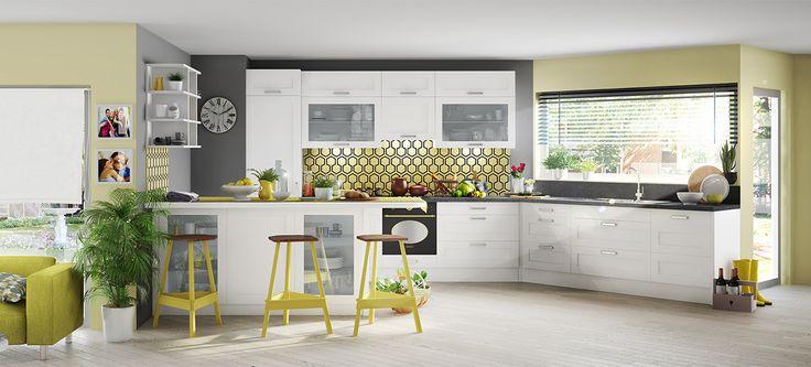 les 25 meilleures id es concernant cuisine ixina sur pinterest ixina cuisine armoire propre. Black Bedroom Furniture Sets. Home Design Ideas