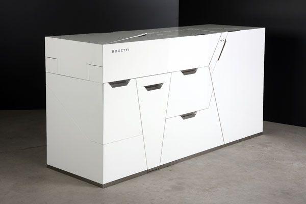Boxetti Kitchen  Unit 8. Wow- that is serious multi-use kit!
