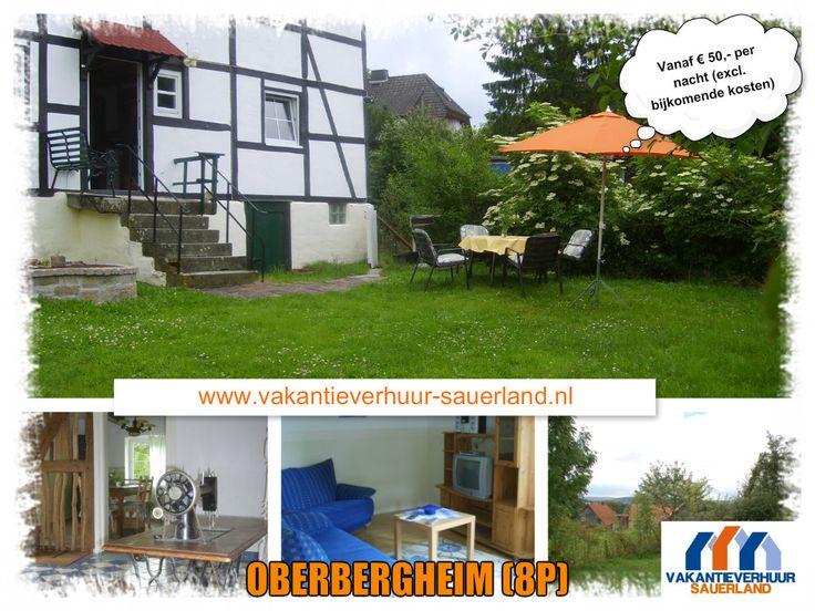 Schönes 8-Personen-Fachwerkhaus, ansprechend und ruhig mit großem umzäuntem Garten (privat) …