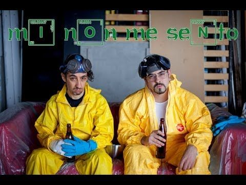 Zethone & Herman Medrano - Mi non me sento...(Breaking Bad Tribute) - YouTube