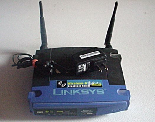 Linksys WRT54GL Wireless-G Broadband Router #Linksys