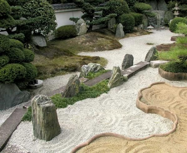 1000 ideias sobre Jardim Em Estilo Japonês no Pinterest  Jardins