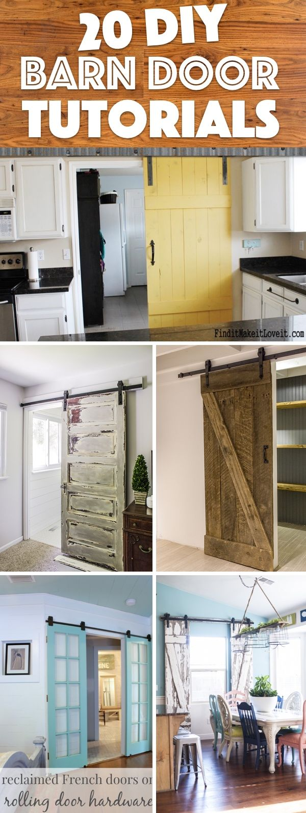 17 best images about diy decorating on pinterest miss mustard cute diy projects 20 diy barn door tutorials super easy to follow