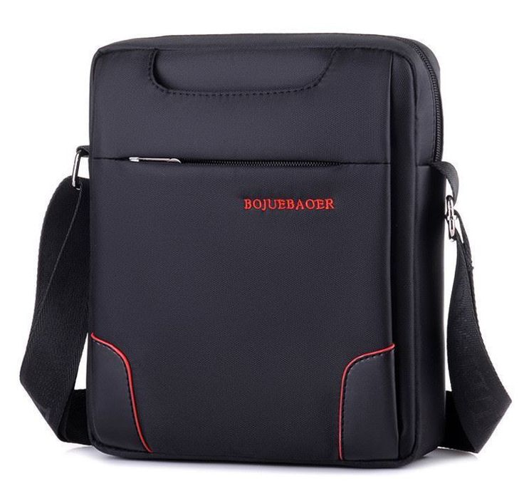 New Fashion 2017 Men Messenger Bag Original Oxford Water-proof Zipper Bag