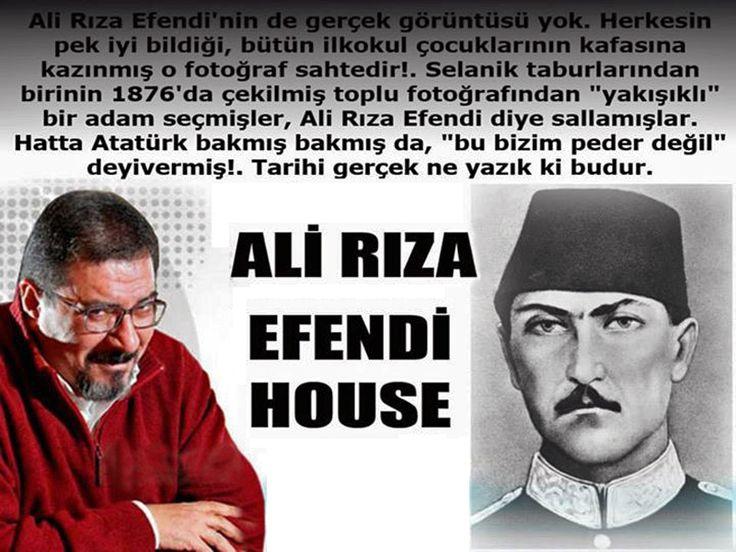 Ali Rıza Efendi House (video + sesli makale)