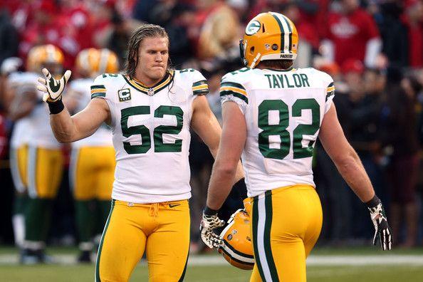 Clay Matthews - Divisional Playoffs - Green Bay Packers v San Franciso 49ers