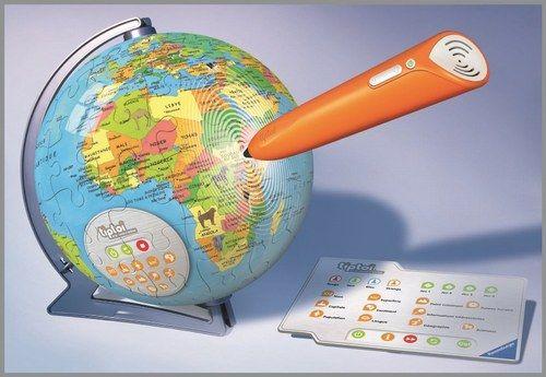 ????? Globe interactif Tiptoi - Ravensburger